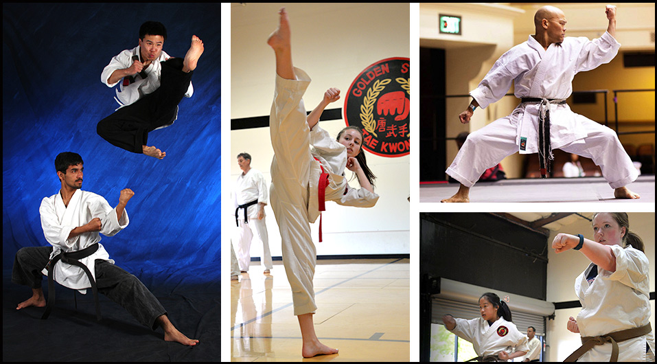 Golden State Taekwondo – Adults & Youth Welcome