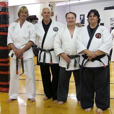 Jensen, Mackowski, Lipinski, Pedersen